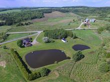 Hobby farm for sale in Coaticook, Estrie, 421, Chemin du 10e Rang, 20202359 - Centris.ca