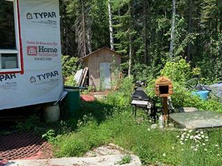 Mobile home for sale in Les Lacs-du-Témiscamingue, Abitibi-Témiscamingue, 1000, Lac  Grindstone, 14044350 - Centris.ca