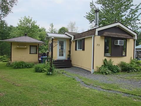 Mobile home for sale in Lac-Brome, Montérégie, 1072, Chemin de Knowlton, apt. 73, 17408018 - Centris.ca