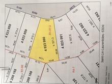 Terrain à vendre à Saint-Lin/Laurentides, Lanaudière, Rue des Moissons, 22028480 - Centris.ca