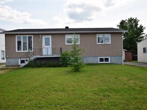 Maison à vendre à La Sarre, Abitibi-Témiscamingue, 31, 6e Avenue Ouest, 17453579 - Centris.ca
