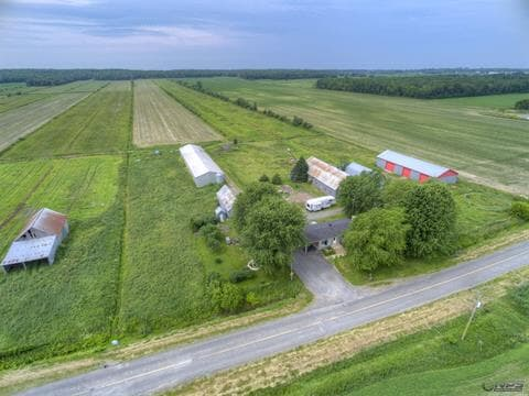 Farm for sale in Saint-Germain-de-Grantham, Centre-du-Québec, 203, 10e Rang, 20209973 - Centris.ca