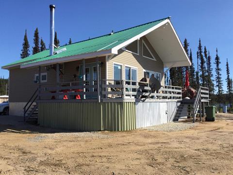 Maison à vendre à Lac-au-Brochet, Côte-Nord, Lac  Blanchard, 23093523 - Centris.ca