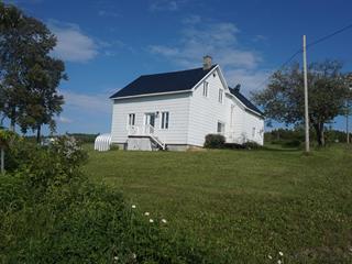 Fermette à vendre à Sainte-Jeanne-d'Arc (Bas-Saint-Laurent), Bas-Saint-Laurent, 175, Rang  Massé, 28870545 - Centris.ca