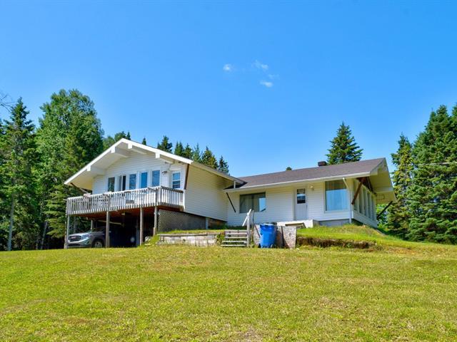 Chalet à vendre à Saint-Zénon, Lanaudière, 591, Rang  Sainte-Louise Nord, 28740706 - Centris.ca