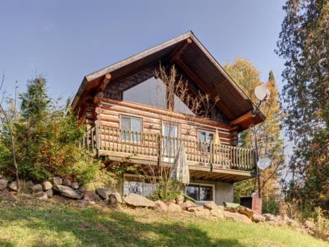 Maison à vendre à Amherst, Laurentides, 1692A, Impasse des Rapides, 23006041 - Centris.ca