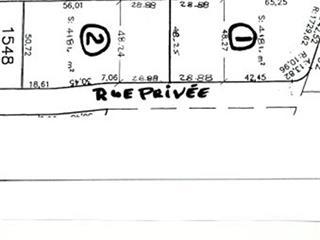 Terrain à vendre à Bonaventure, Gaspésie/Îles-de-la-Madeleine, 184, Rue  Charpentier, 20363703 - Centris.ca