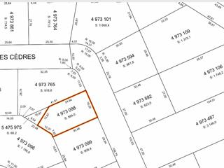 Terrain à vendre à Frontenac, Estrie, Rue des Cèdres, 12670927 - Centris.ca