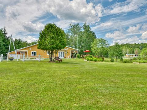 Hobby farm for sale in Chute-Saint-Philippe, Laurentides, 571Z - 573Z, Chemin  Plaisance, 11709684 - Centris.ca