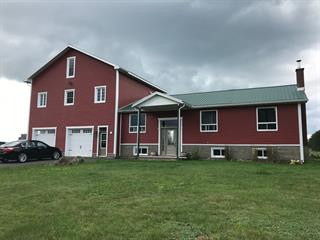 Hobby farm for sale in Sainte-Séraphine, Centre-du-Québec, 171, Route du 9e-Rang, 14393025 - Centris.ca