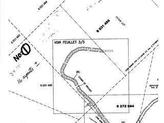 Lot for sale in Saint-Élie-de-Caxton, Mauricie, Lac aux Canards, 17240535 - Centris.ca