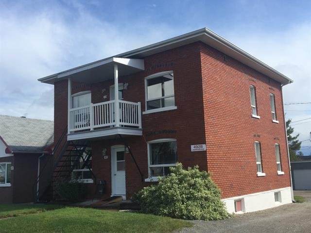 Triplex à vendre à Senneterre - Ville, Abitibi-Témiscamingue, 490 - 492B, 13e Avenue, 20227598 - Centris.ca