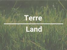 Terre à vendre à Sainte-Lucie-de-Beauregard, Chaudière-Appalaches, 218, 6e Rang Est, 22553046 - Centris.ca
