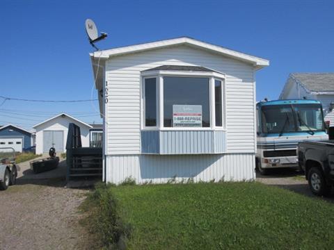 Maison mobile à vendre à Havre-Saint-Pierre, Côte-Nord, 1620, 1re Rue, 28312161 - Centris.ca
