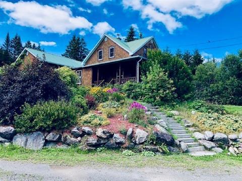 Fermette à vendre à Saint-Malachie, Chaudière-Appalaches, 104, 3e Rang Nord, 9866855 - Centris.ca