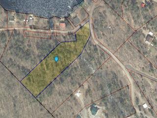 Terrain à vendre à Saint-Léonard-de-Portneuf, Capitale-Nationale, Montée du Lac-Bleu, 25875868 - Centris.ca