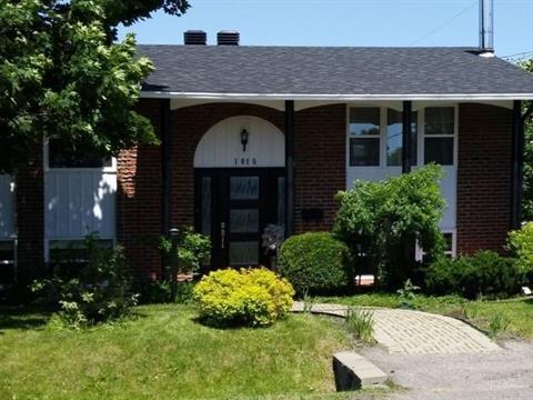 Maison à vendre à Saint-François (Laval), Laval, 1015, Rue  Mirelle, 15006223 - Centris.ca