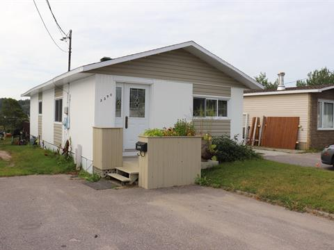 Mobile home for sale in Baie-Comeau, Côte-Nord, 3390, Rue  Morel, 14642591 - Centris.ca