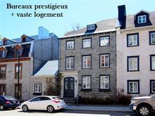 Commercial building for sale in La Cité-Limoilou (Québec), Capitale-Nationale, 75, Rue  Saint-Jean, 15850846 - Centris.ca