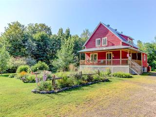 Maison à vendre à Sainte-Ursule, Mauricie, 3727, Rang  Fontarabie, 20094643 - Centris.ca