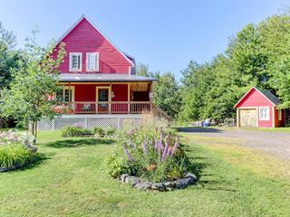 House for sale in Sainte-Ursule, Mauricie, 3727, Rang  Fontarabie, 20094643 - Centris.ca