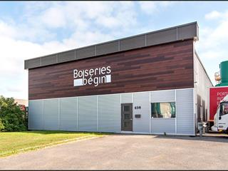 Industrial building for rent in Québec (Beauport), Capitale-Nationale, 630, Rue  Adanac, 10599385 - Centris.ca