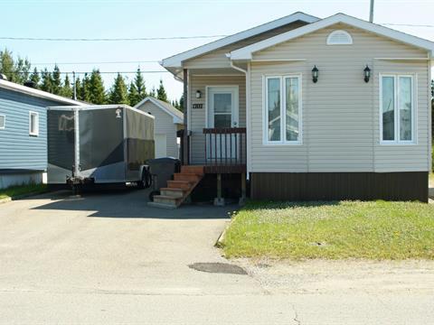 Mobile home for sale in Chibougamau, Nord-du-Québec, 1707, Rue  Saint-Luc, 16175908 - Centris.ca