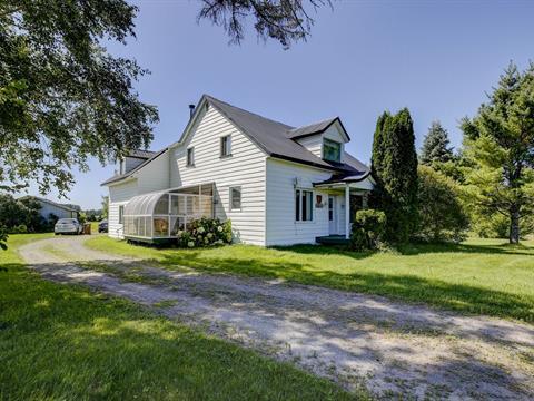 House for sale in Saint-Ubalde, Capitale-Nationale, 883, Rang  Sainte-Anne, 12985744 - Centris.ca