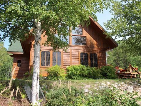 Cottage for sale in Forestville, Côte-Nord, 3, Rue  Lac-Cimac, 16306853 - Centris.ca