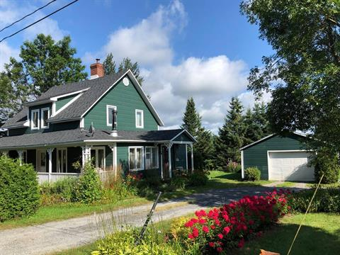 Hobby farm for sale in Beaulac-Garthby, Chaudière-Appalaches, 2024Z, Route  161, 16583027 - Centris.ca