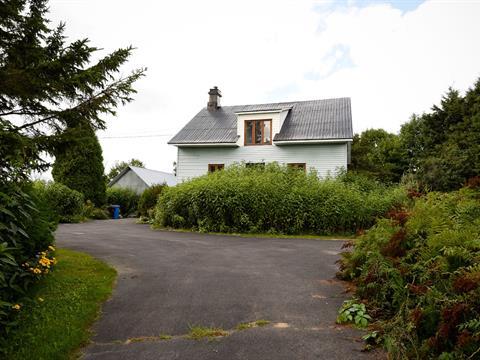 Fermette à vendre à Parisville, Centre-du-Québec, 1445, Route  Principale Ouest, 13577364 - Centris.ca