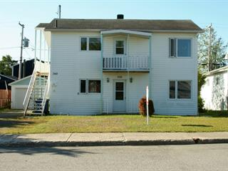 Duplex à vendre à Chibougamau, Nord-du-Québec, 358 - 360, Rue  Wilson, 17132152 - Centris.ca