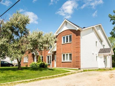 Quadruplex for sale in Jacques-Cartier (Sherbrooke), Estrie, 614 - 620, Rue  O'bready, 28607601 - Centris.ca