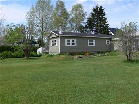 Mobile home for sale in New Richmond, Gaspésie/Îles-de-la-Madeleine, 113, Avenue de la Concorde, 10616257 - Centris.ca