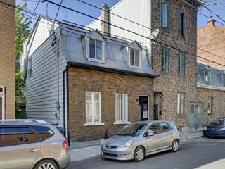 Quadruplex à vendre à Québec (La Cité-Limoilou), Capitale-Nationale, 250, Rue  Christophe-Colomb Ouest, 17934798 - Centris.ca