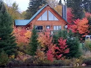 Cottage for sale in Témiscaming, Abitibi-Témiscamingue, 190, Chemin du Lac-Tee, 24329472 - Centris.ca