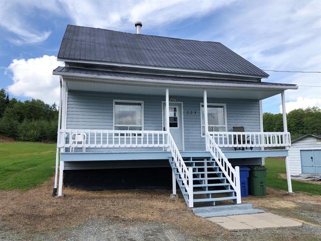 Maison à vendre à Sainte-Lucie-de-Beauregard, Chaudière-Appalaches, 223, 6e Rang Est, 19602290 - Centris.ca