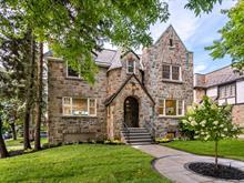 Maison à vendre à Outremont (Montréal), Montréal (Île), 387, Chemin de la Côte-Sainte-Catherine, 11618564 - Centris.ca