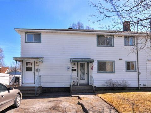 Duplex à vendre à Cowansville, Montérégie, 127 - 127A, boulevard des Vétérans, 25536662 - Centris.ca