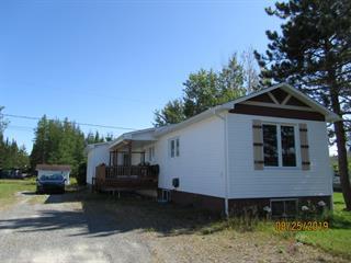 Maison mobile à vendre à Saint-Joseph-de-Coleraine, Chaudière-Appalaches, 6B, Rue  Cadorette, 20829859 - Centris.ca