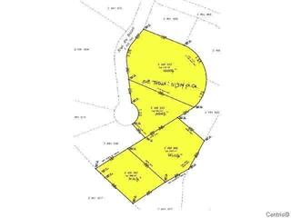 Terrain à vendre à Val-Morin, Laurentides, Rue du Boisé, 18465061 - Centris.ca