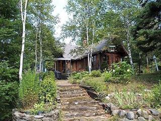 Chalet à vendre à Sainte-Béatrix, Lanaudière, 1, Chemin du Lac Estelle, 11835663 - Centris.ca
