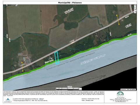 Lot for sale in Plaisance, Outaouais, 2603, Chemin de la Grande-Presqu'île, 13760754 - Centris.ca