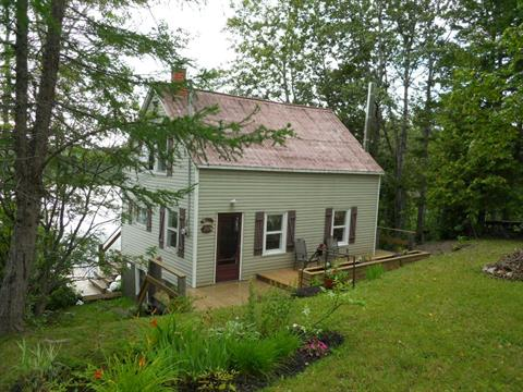 Cottage for sale in Saint-Damase (Bas-Saint-Laurent), Bas-Saint-Laurent, 289, 7e Rang Ouest, 26378669 - Centris.ca