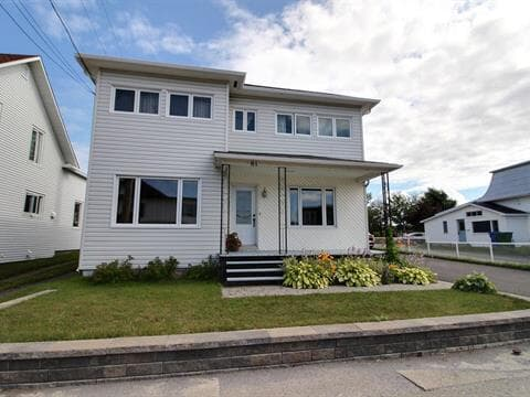 Duplex for sale in Saint-Anaclet-de-Lessard, Bas-Saint-Laurent, 61, Rue  Principale Ouest, 21731534 - Centris.ca