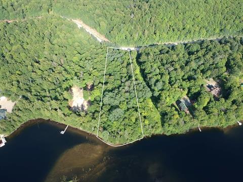 Lot for sale in Duhamel, Outaouais, 3498, Chemin du Lac-Gagnon Est, 18456688 - Centris.ca