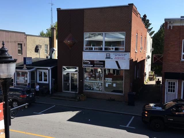 Local commercial à louer à Ormstown, Montérégie, 36, Rue  Lambton, 13203130 - Centris.ca