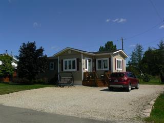 Mobile home for sale in Chandler, Gaspésie/Îles-de-la-Madeleine, 18, Rue  Furlong, 25712337 - Centris.ca