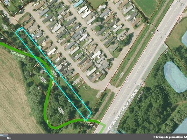 Terrain à vendre à Château-Richer, Capitale-Nationale, 7404Z, Avenue  Royale, 27523671 - Centris.ca