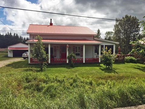 Maison à vendre à Lac-Bouchette, Saguenay/Lac-Saint-Jean, 695, Route  Victor-Delamarre, 28311165 - Centris.ca